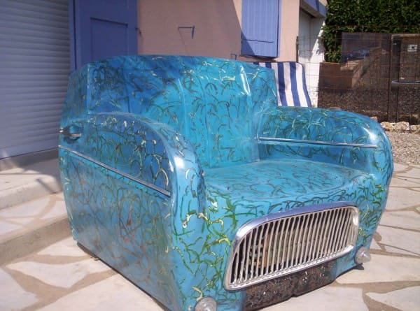 Renault 4L Club Armchair