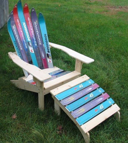 recycled-skis-in-a-ski-chair1