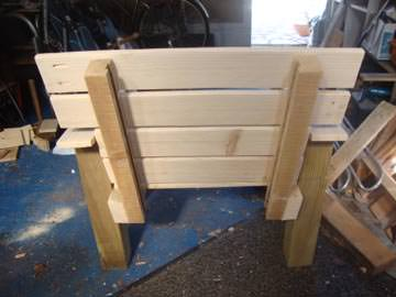Pallet armchair Do-It-Yourself Ideas Recycled Pallets