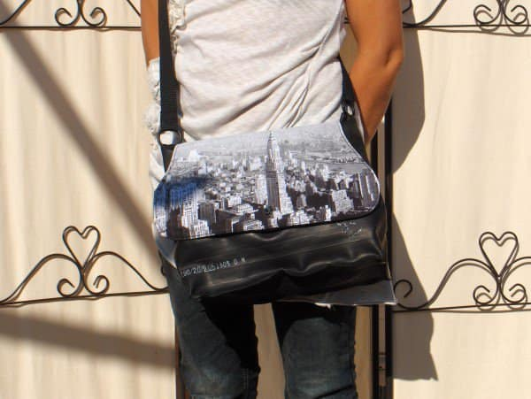 Maluma Innertube Bags Accessories Recycled Rubber