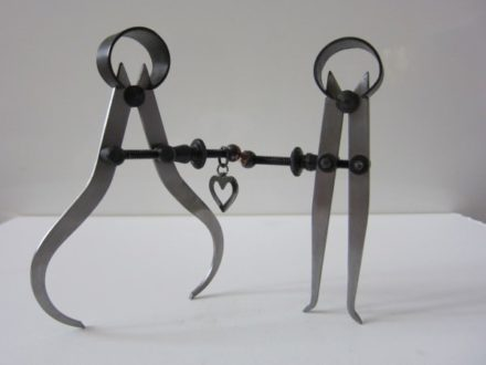 Lovely Caliper Couple