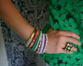 T-Shirt Bracelets