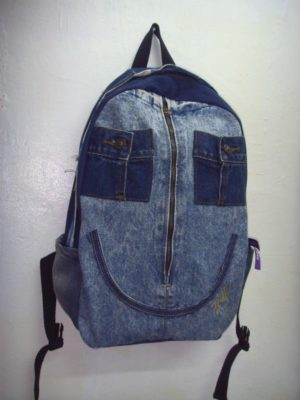 Jeans to backpacks