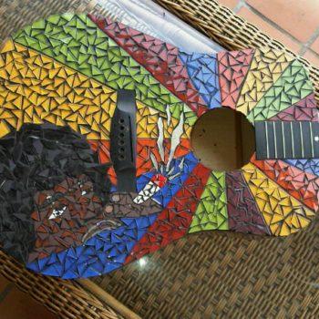 Jimi Hendrix Mosaic