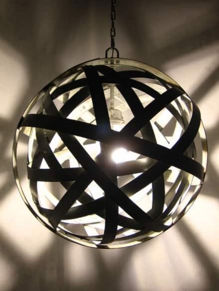 Orbits: The urban chandelier