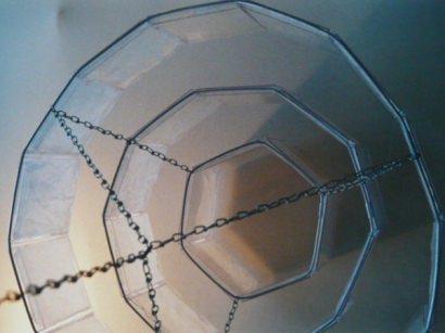 MoodSwings: Mood adjustable chandelier