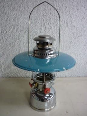 Gas lanter lamp