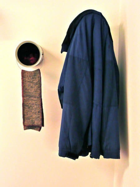 High Function Coat Hooks in metals accessories  with storage