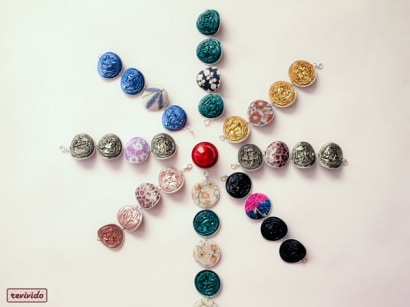 Revivìdo handmade recycled jewelry