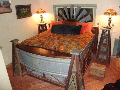 Windmill Bed