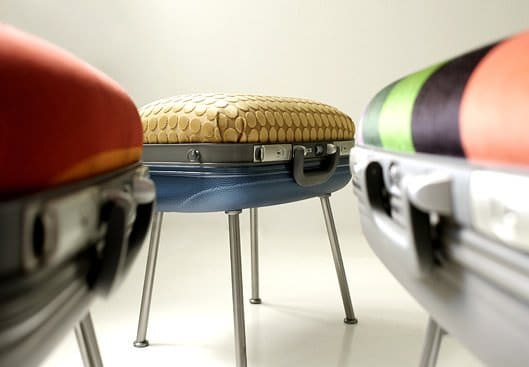 Seat Case Recycled Furniture