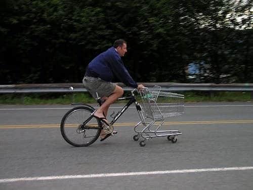 Bike Cart Bike & Friends