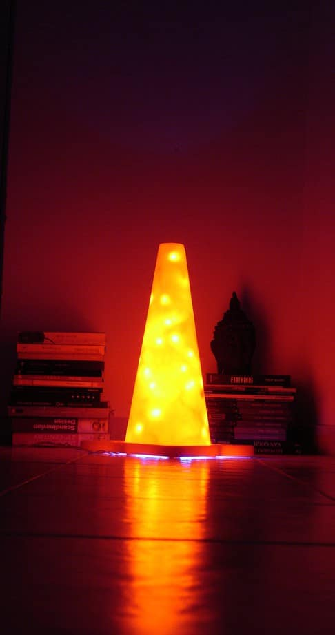 Light My Cone Do-It-Yourself Ideas Lamps & Lights