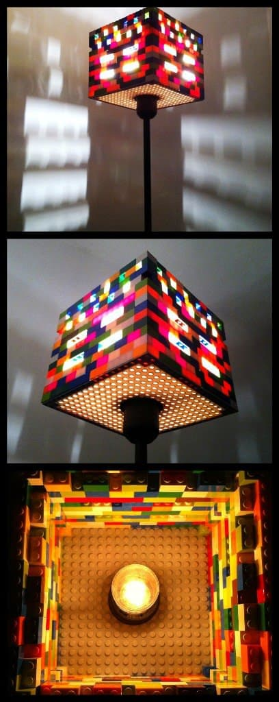 ole kirk 4 Lamp Ole Kirk in lights  with Light lego Lamp brick