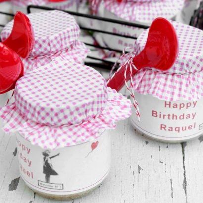 Recycle Baby Food Bottles for Picnic