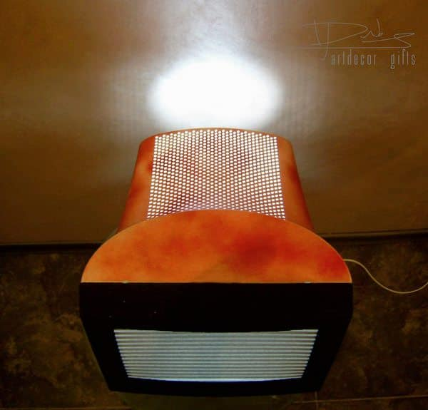 Interior Lamp - TECHNOLOGY Lamps & Lights Recycled Electronic Waste