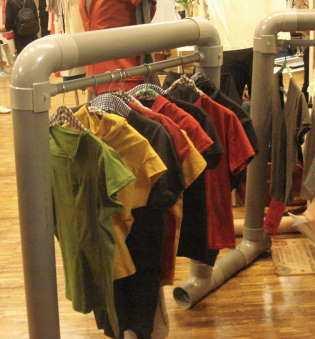 Pipe Wardrobe