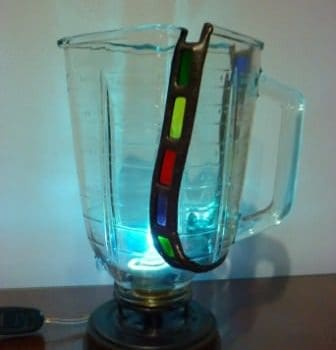 Pitcher Blender Lamp