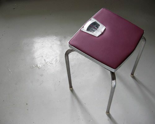 Seat & Weight Recycled Furniture