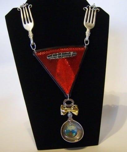 Original recycled jewelry
