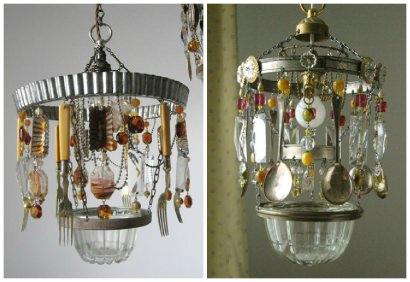 Jelly Bowl Lanterns