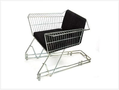 Annie: Shopping Trolley Chair