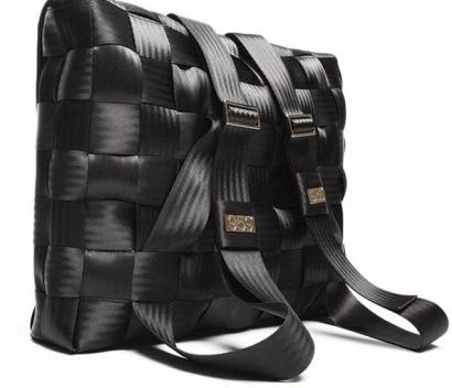 Seatbelt Handbags