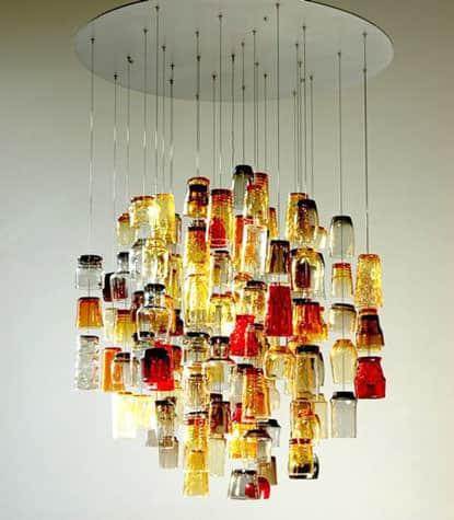 dram rd 2 Dram chandelier