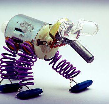 "Electronic ""sparebots"""