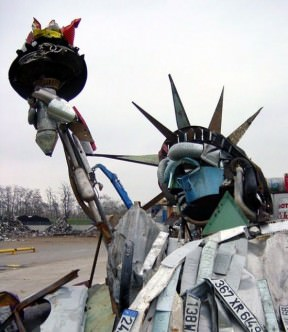 Statue of Liberty by Bernard Pras