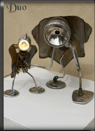 Eddy Panger's Lamps Lamps & Lights