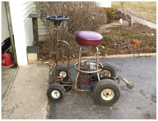 Don't DIY: Barstool Kart Bike & Friends