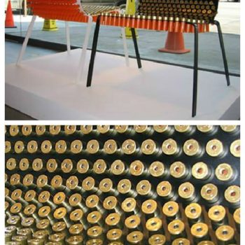 Shotgun Shells Chair