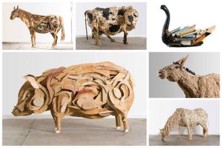 Animal Farm by Federico Uribe