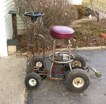 Don't DIY: Barstool Kart