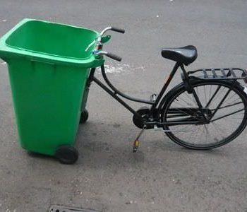 Bin bike