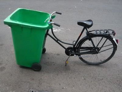 Bin Bike Bike & Friends
