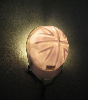 Helmet lamp