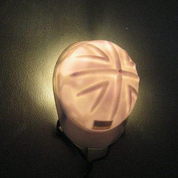 Helmet lamp