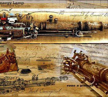 Steampunk Riffle Prototype