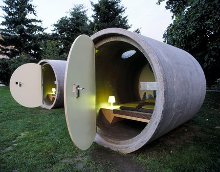 Das Park Hotel in architecture  with pipe hotel