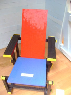 LEGO chair