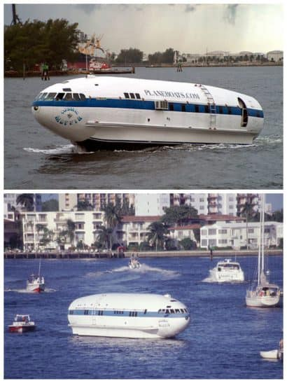 PlaneBoat