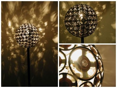 Speakers light