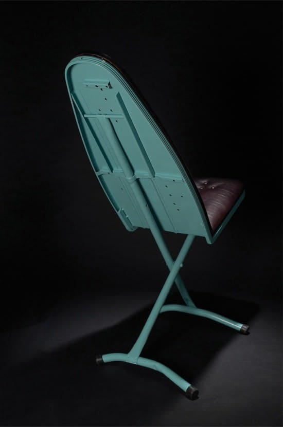Ironing Board Seat Recycled Furniture