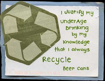 Post Secret #1 Recycling Paper & Books