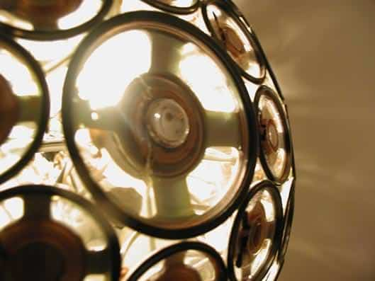 Speakers Light Lamps & Lights Recycled Electronic Waste