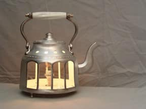 Tea pot light