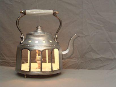 Tea pot light