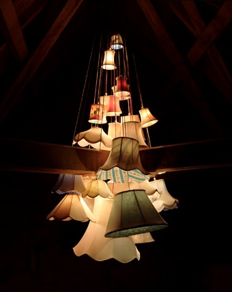 Cluster Chandelier Lamps & Lights